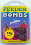 FEEDER BOMBS BLISTER PACK