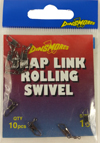 ROLLING SWIVELS SNAP