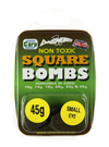 SQUARE BOMBS STANDARD EYE NON TOXIC BLISTERD